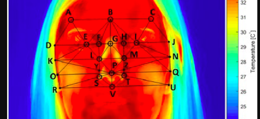 An example of an attempt to apply facial recognition techniques to thermal images. Adrian Cornelius Marinescu See all articles by this author Search Google Scholar for this author , Sarah Sharples, Alastair Campbell Ritchie, Tomas Sánchez López, Michael M