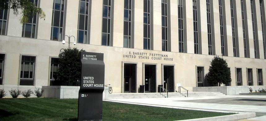 U.S. District Court, District of Columbia