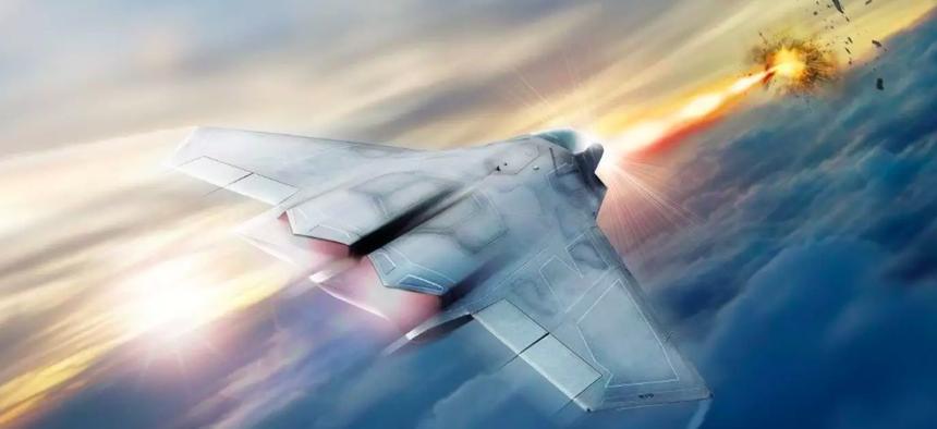 Air Force laser program