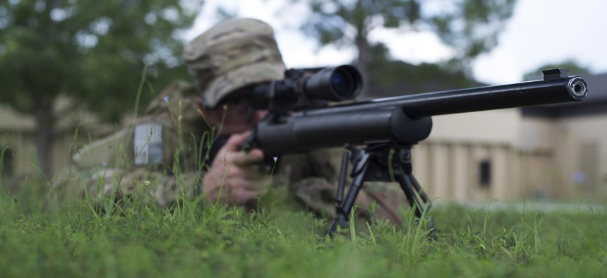 The Trump administration aims to make it easier to export the M24 Sniper Weapon System and various other small arms.