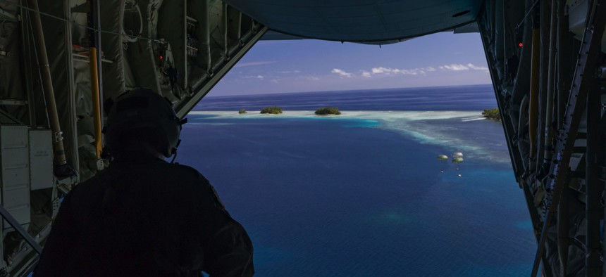 Guam is one place the U.S. could deploy new post-INF missiles in the Pacific. There aren't many other likely choices.
