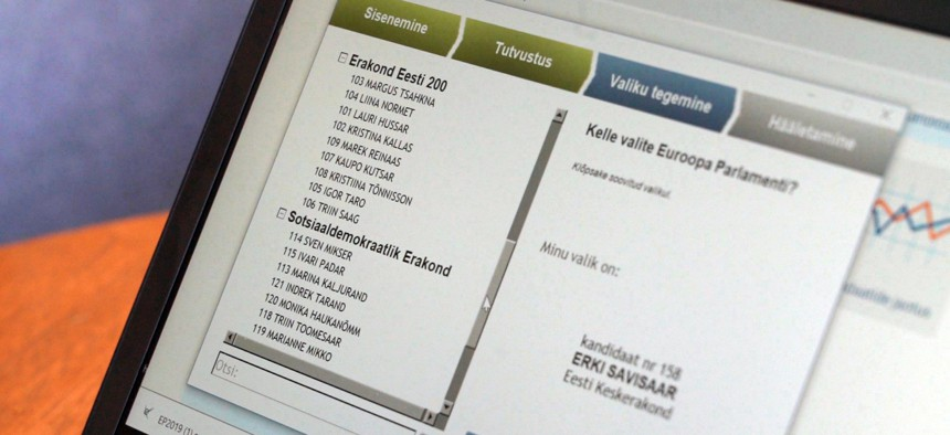 Estonia is the only country in the world to allow internet voting for the entire electorate, in every election.