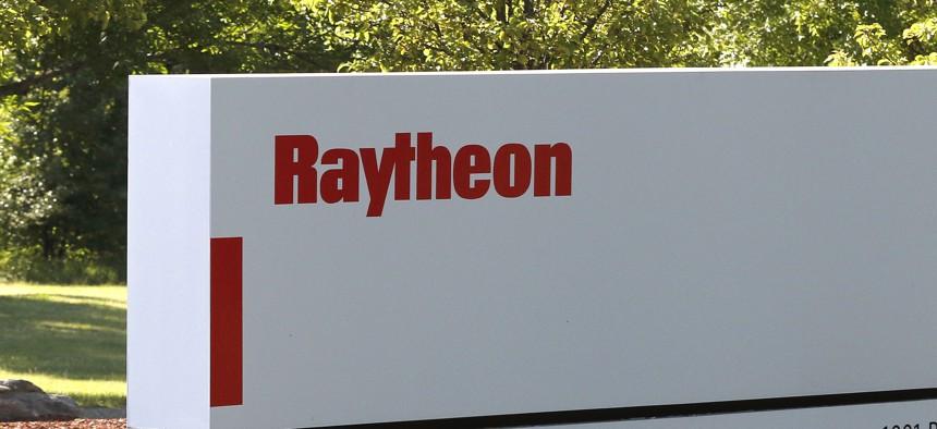 A Raytheon facility in Marlborough, Massachusetts.