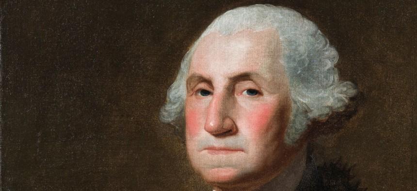 U.S. President George Washington