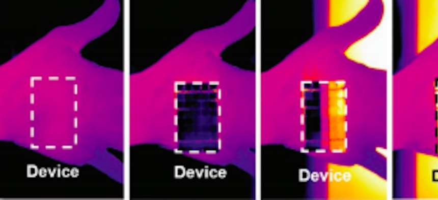An illustration of thermal and optical cloning from Seung Hwan Ko at Seoul National University