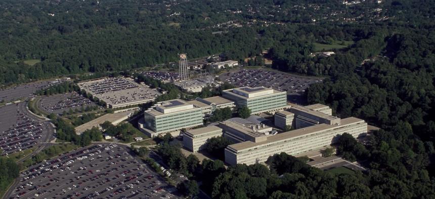 CIA headquarters outside Washington, D.C.