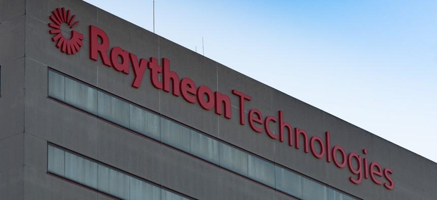 A Raytheon Technologies office in El Segundo, California.