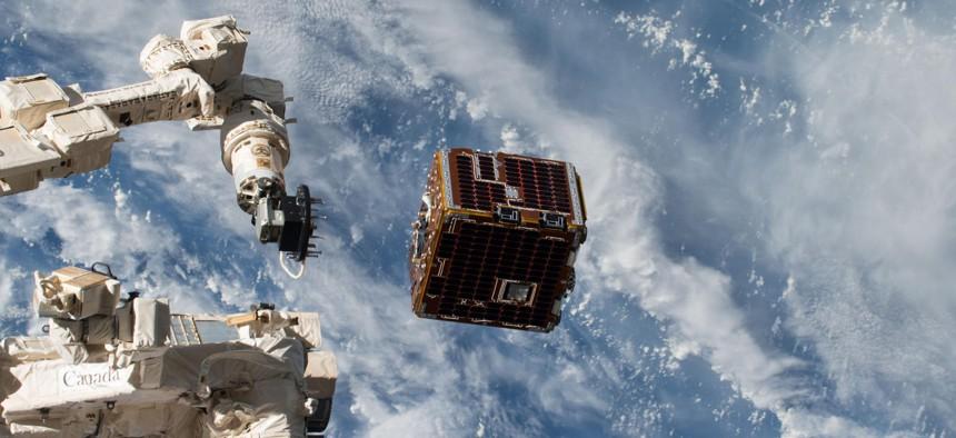 NASA photo / Drew Feustel