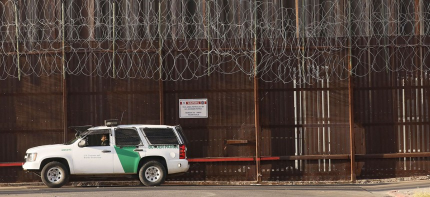 Lawyers were stopped while crossing the U.S.-Mexico border and questioned by counterterrorism agents.