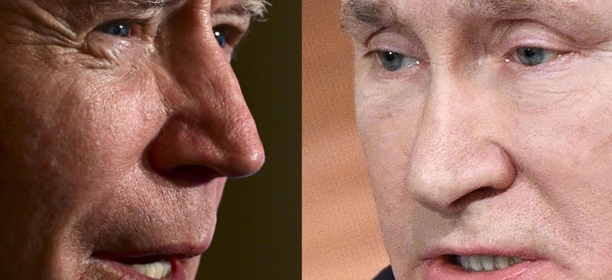 Russian President Vladimir Putin said on June 4, 2021, he is hoping to improve deeply damaged ties with the United States when he holds his first summit with US counterpart Joe Biden later this month.