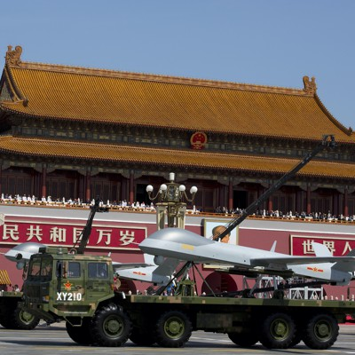 How Chinese Strategists Think AI Will Power a Military Leap Ahead