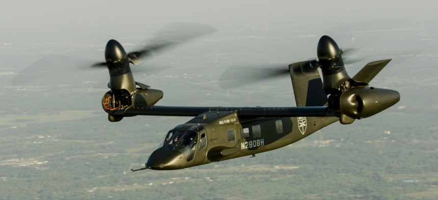 The V-280 Valor.