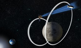The Air Force Research Laboratory is now exploring cislunar space, which is expected to get more congested as more firms and countries invest in space travel to the moon. Their Cislunar Highway Patrol (CHPS) will experiment with space domain awareness beyond Geosynchronous Earth Orbit.