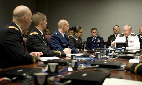 U.S. Army Gen. Mart, ... ]
