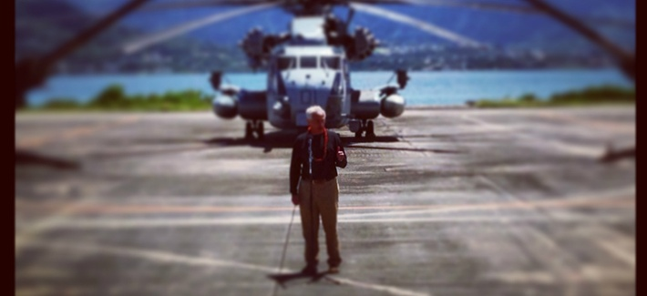 Defense Secretary Chuck Hagel arrives in Hawaii at the start of a week-long trip to Asia.