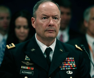 NSA Director Gen. Keith Alexander during a Congressional hearing