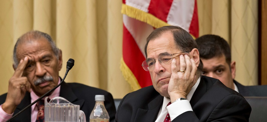 """""""The House Judiciary Committee must be the primary Committee at the center of this reform,"""" Rep. Jerrold Nadler, D-N.Y said."""