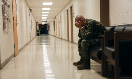 Despite an overall decline of roughly 15 percent in 2013, Guard and Reserve suicides eclipsed active duty numbers—raising concern among researchers and veteran advocacy groups.