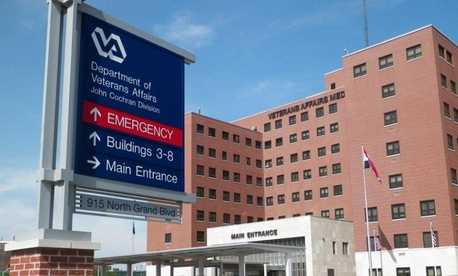 The St. Louis VA Medical Center, seen here on Wednesday, May 28, 2014 has come under scrutiny after the former chief of psychiatry said too many mental health patients must wait for treatment, sometimes for 30 days or more.