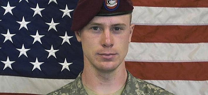 An undated profile picture of Sgt. Bowe Bergdahl.