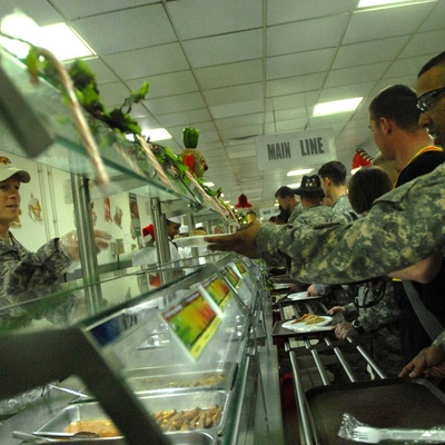 The Army Is Developing 3D Printers to Make Food