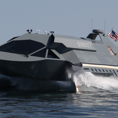 This Could Be the Navy SEAL's Boat of Tomorrow