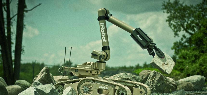 The iRobot 710 Kobra.