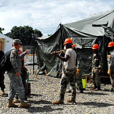 DOD Civilians Can Opt Out of the Ebola Quarantine