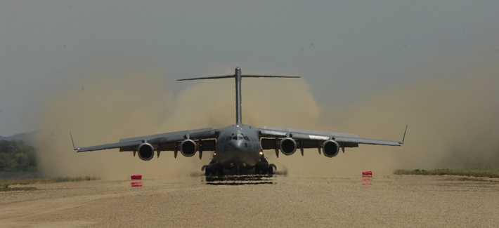 Why the US Sent a C-17 to a Chinese Air Show Despite Concerns Inside