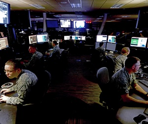 The Distributed Common Ground System is the Air Force's primary intelligence, surveillance and reconnaissance collection, processing, exploitation, analysis and dissemination system.