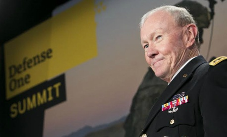 Gen. Martin Dempsey at the Defense One Summit on Wednesday.