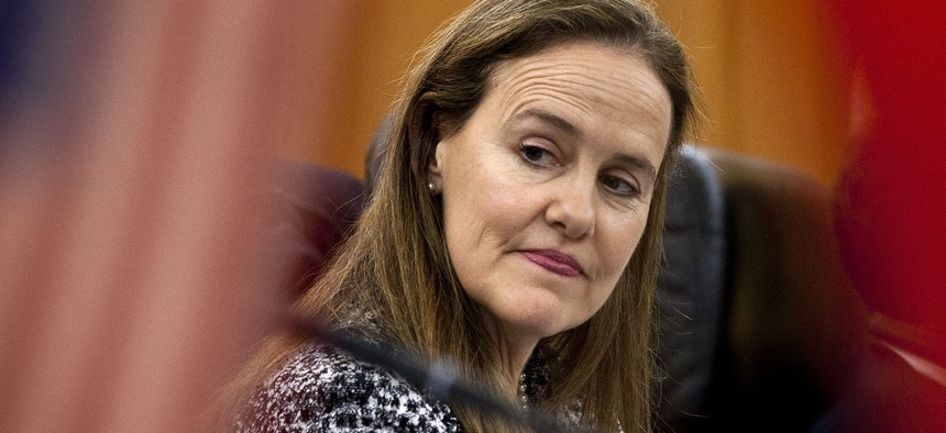 Michele Flournoy, CEO of the Center for a New American Security