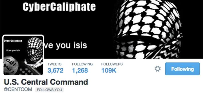 Pro-Islamic State Group Hacks US Military Twitter, YouTube Accounts