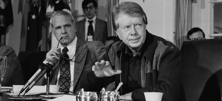 jimmy carter cabinet what democrats lose by disowning jimmy defense one 18023