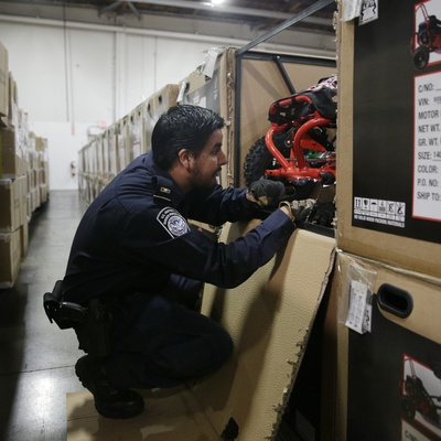 Boats, Biometrics and Other Items in the Homeland Security Funding Bill