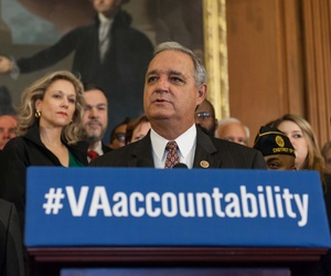 Rep. Jeff Miller, Chairman of the House Veterans Affairs Committee and sponsor of the the VA Management Accountability Act, stresses the need to give the VA Secretary the ability to demote or remove senior officials who fail our veterans.