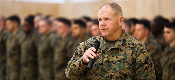 Image result for photos of Marine Corps Gen. Robert Neller