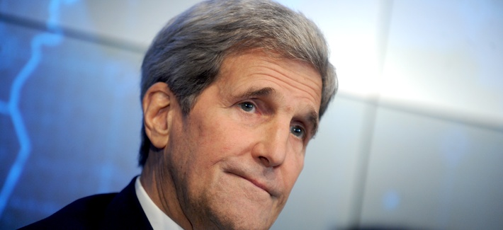 John Kerry discusses the Iran deal in New York City, Aug. 11, 2015