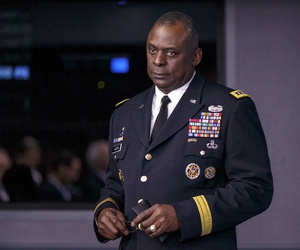 In this Oct. 17, 2014 file photo, Army Gen. Lloyd J. Austin III, commander of U.S. Central Command is seen at the Pentagon.