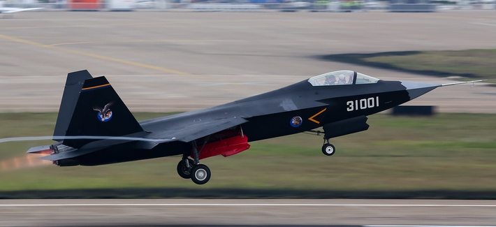 China's Copycat Jet Raises Questions About F-35 - Defense One