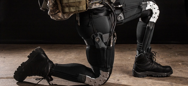 DARPA's Warrior Web project may provide super-human enhancements.