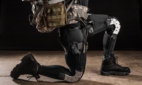 DARPA's Warrior Web project may provide super-human enhancements.