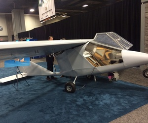 NEANY's Arrow UAS requires no manual flight input from operators, features autonomous takeoff and landing.