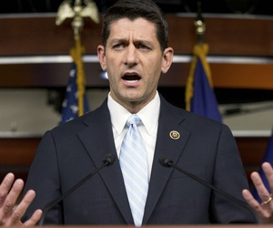 """Republicans """"need to move from an opposition party to being a proposition party,"""" said Rep. Paul Ryan."""