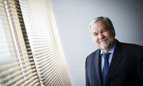 Silent Circle co-founder and Pretty Good Privacy inventor Phil Zimmermann.