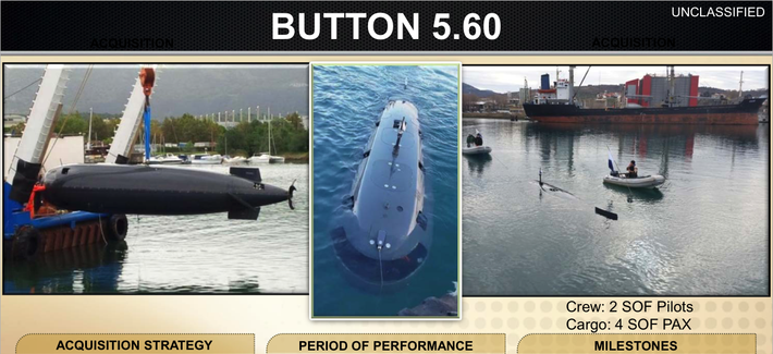 The Button 5.60 from General Dynamics Electric Boat.
