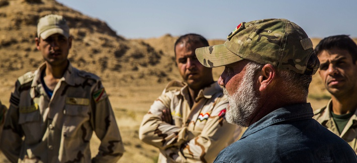 Back to Iraq: US Military Contractors Return In Droves - Defense One