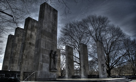 Virginia Tech War Memorial