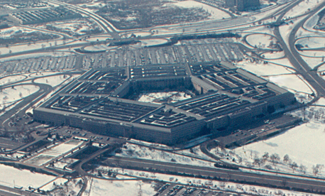 The Pentagon, decades ago.