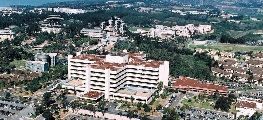 VA San Diego Health Care System; San Diego, Calif